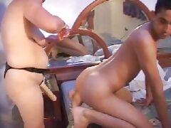 Boys Try Moms
